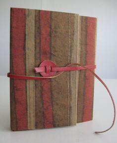 Cuaderno plegado sin adesivos
