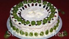 Nejjemnější tvarohový koláč hotový za 5 minut a stačí jen pár ingrediencí recept – dobryrecept Nutella, Cake, Desserts, Food, Tailgate Desserts, Deserts, Kuchen, Essen, Postres