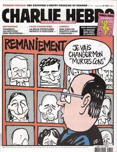 Charlie Hebdo 1089 Avril 2013