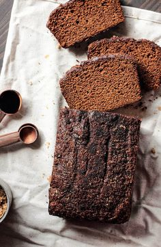Pumpkin Molasses Bread (recipe) / by Pastry Affair