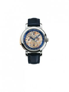 Seriously, this watch is gorgeous! // Patek Philippe Grand Complications Watch