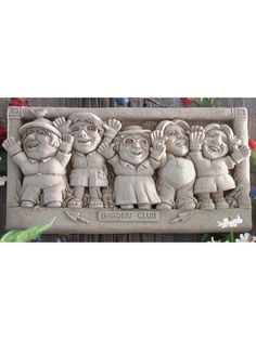 Outdoor Garden Accessory Stone/Wall Plaque Gift: Kayberry: Babies! Mini | Wall  Plaques | Stone Plaques | Memorial Plaques | Pinterest | Gardens, ...