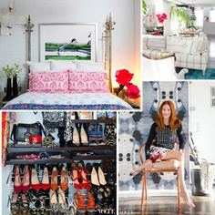 Taylor Tomasi Hill's Apartment