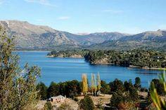 Lago Alumine. Villa Pehuenia