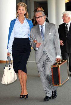 Judiciary Report - Mistress Of Christie Brinkley's Husband Made CD