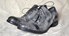 Andrew McDonald Shoemaker - Fogey (ash chalk calf)