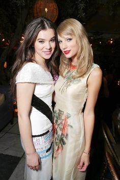 Hailee Steinfeld, Taylor Swift