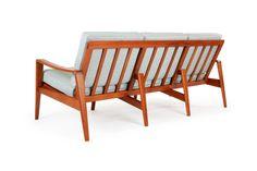 Bigglesworthy - Mid Century Modern and Designer Retro Furniture Outdoor Sofa, Outdoor Furniture, Outdoor Decor, Soft Sculpture, Sculptures, American Modern, Retro Furniture, Vintage Designs, Mid-century Modern