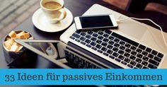 33 Ideen für passives Einkommen | smart-reich-werden.de
