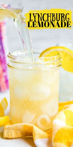 Whiskey Mixed Drinks, Tequila Mixed Drinks, Mixed Drinks Alcohol, Alcohol Drink Recipes, Fireball Recipes, Tequila And Lemonade, Spiked Lemonade, Lemonade Cocktail, Brunch Drinks