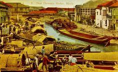 Divisoria (ctto) El Filibusterismo, Noli Me Tangere, Filipino Culture, Filipiniana, Manila Philippines, Random Facts, Pinoy, Vintage Pictures, Southeast Asia