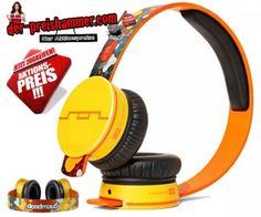Jetzt im Preishammer Shop:  Sol Republic Tracks Deadmaus V10 Kopfhörer zum Hammerpreis von 129,00 EUR (Preisvergleich erwünscht)!