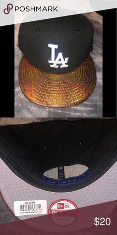 f0460b5ea74ba Dodgers New Era SnapBack Cap New LA SnapBack cool lid! New Era Accessories  Hats
