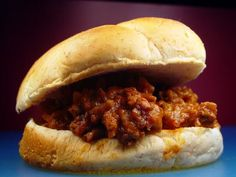 You will never go back to a mix or can again after having these Sloppy Joes! I love these during the fall and they are so quick and easy to make! Great for a crowd!! You can also freeze the meat...