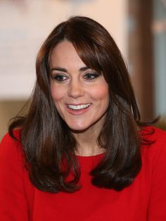 Kate Middleton Photos - The Duchess of Cambridge Attends The Anna Freud Centre Family School Christmas Party - Zimbio