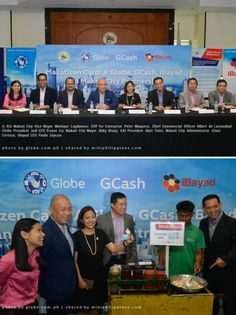 Makatizen Card launched by Makati City, Globe Telecom, GCash and iBayad to make city first connected --- https://miniphilippines.wordpress.com/2017/05/31/makatizen-card-launched-makati-city-government-globe-telecom-gcash-ibayad-first-connected-city/