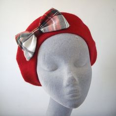 9e21defd17a6 Bow Berets - Imogen's Imagination   Sheffield-based bespoke millinery for  all occasions