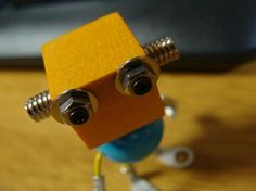 m robot