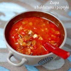 """Intensywna w smaku i bardzo sycąca zupa. Idealna na nadchodzące jesienno-zimowe dni :) Uwaga:) W zależności od upodobań, zupę można podawać w wersji """"normalnej"""" (jak na zdjęciach) lub &…"""