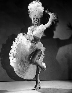 Carmen Miranda is so fabulous. I love her so.