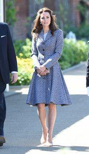 Kate Middleton Tweed Coat