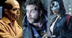 'Suicide Squad' Photos Show Katana, El Diablo & Captain Boomerang -- New photos of The Joker and Deadshot are revealed alongside Katana, El Diablo, Boomerang, Rick Flag and Slipknot from 'Suicide Squad'. -- http://movieweb.com/suicide-squad-photos-katana-el-diablo-captain-boomerang/