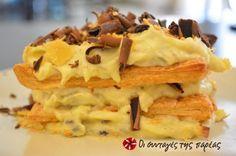 Greek Desserts, Sweet Recipes, Waffles, Sweet Tooth, Turkey, Cooking Recipes, Yummy Food, Sweets, Breakfast