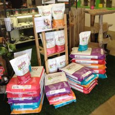 Welcome Spring at one of our favorite retailers, Dog Patch Pet and Feed in Naperville, IL! Visit Dog Patch throughout the month of April to receive $3.00 off any 4# or 12# bag or $5.00 off any 26# bag of Spring Naturals dinners. While you are there, check out the adorable pups and cats that are available for adoption!