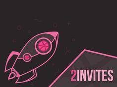 2x Dribbble Invites by Onur Şentüre