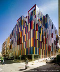 "Edificio de viviendas ""pret a porter"" MGM Arquitectos"