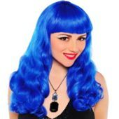 Electric Blue Wig~ one of my favorite wigs so far, going to order a second one!