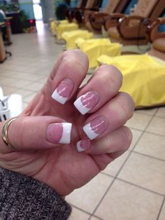 Photo of Hello Bella Nail & Spa - San Diego, CA, United States Wide Nails, Bella Nails, French Manicure Nails, Dragon Claw, Double Team, Nail Spa, Nails Design, Claws, San Diego
