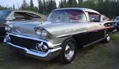 Chevrolet – One Stop Classic Car News & Tips Chevrolet Impala, 1958 Chevy Impala, Best American Cars, American Auto, Vintage Cars, Antique Cars, Chevy Muscle Cars, Us Cars, Cool Cars
