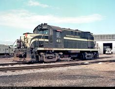 RailPictures.Net Photo: TPW 401 Toledo, Peoria & Western Alco RS-11 at East Peoria, Illinois by Tom Sink