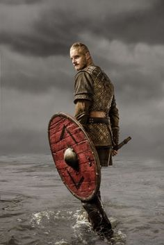 Alexander Ludwig as Björn Ironside in Vikings
