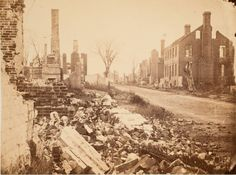 The night they burned old Hampton down, 155 years ago today. With story & photo gallery: http://bit.ly/2b3L2b0 -- Mark St. John Erickson