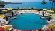 Welcome to Four Seasons Resort Lanai at Manele Bay.  #Hawaii