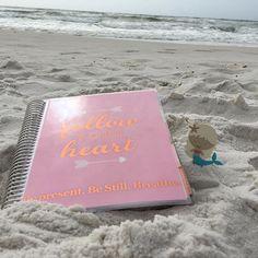 Beach life. Planner love. #planner #plannercommunity #planneraddict #plannerlove #planwithme #washi #washitape #stickers #plannersupplies #happyplanner #websterspages #eclifeplanner #happyplannersisters #erincondren #plannergirl #weloveec #erincondrenlove #plannerstickers #echorizontalplanner #ecplannerlove #erincondrencover #michaels #targetonespot #filofax #katespade
