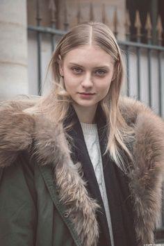 NastyaKusakina ロシアのモデルさん、顔・体共に絶対的な黄金比率を持っている。