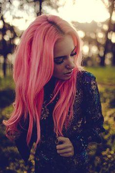 Madeline Rae Mason pink hair
