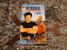 Murder So Sweet (VHS, 1994) Rare OOP Academy Harry Hamlin Thriller! *NOT ON DVD*