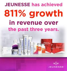 Would you like to be part of this success. Message me for more information.