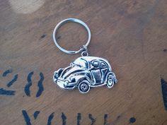 Volkswagen Beetle Lovebug Keychain