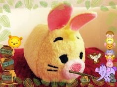 Rabbit. #Pooh&Friends #TsumTsum