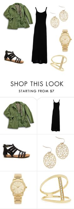 """Untitled #291"" by whitneyjordan ❤ liked on Polyvore featuring Etro, Michael Kors and Sydney Evan"