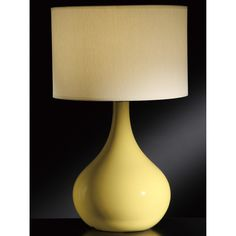 "Crestview Collection Cabot 28"" H Table Lamp with Drum Shade"