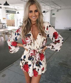 OMG! The 'Desert Beauty' playsuit - now available for pre-order $69.95