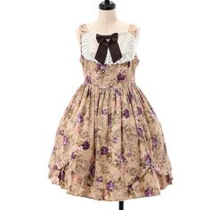 http://www.wunderwelt.jp/products/detail6059.html ☆ ·.. · ° ☆ ·.. · ° ☆ ·.. · ° ☆ ·.. · ° ☆ ·.. · ° ☆ Floral dress BABY THE STARS SHINE BRIGHT ☆ ·.. · ° ☆ How to order ↓ ☆ ·.. · ° ☆ http://www.wunderwelt.jp/user_data/shoppingguide-eng ☆ ·.. · ☆ Japanese Vintage Lolita clothing shop Wunderwelt ☆ ·.. · ☆ #egl