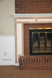 find this pin and more on fireplace surrounds - How To Build A Fireplace Surround