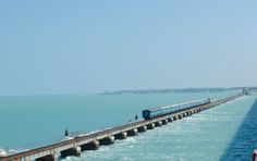 Pamban railway the most scenic route in india